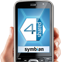4shared Mobile for Symbian