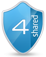 Anti-virus protection of files at 4shared